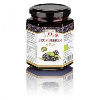 Bio-Brombeere Fruchtaufstrich 210 g