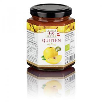 Bio-Quitte Fruchtaufstrich 210 g