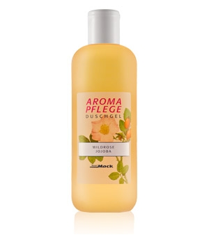 Aroma-Pflege-Duschgel Wildrose 500ml