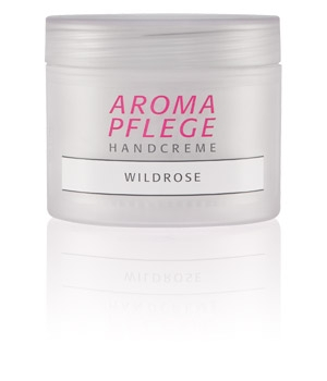 Wild rose aroma care hand cream 100 ml