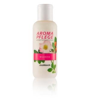 Aroma-Pflege-Lotion Wildrose 200ml