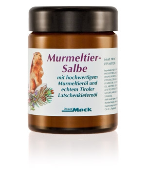 Original Mack Murmeltiersalbe 100ml