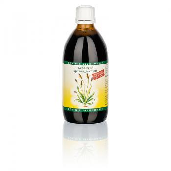 Spitzwegerichsaft 250 ml